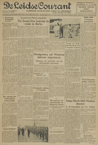 Leidse Courant 1948-09-30