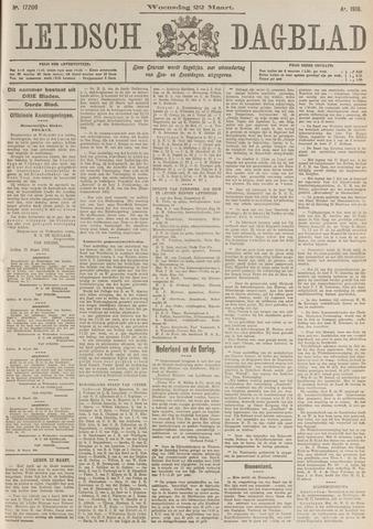 Leidsch Dagblad 1916-03-22