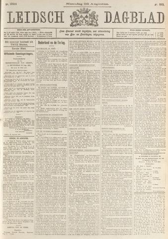 Leidsch Dagblad 1915-08-23