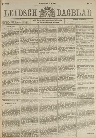 Leidsch Dagblad 1901-04-01