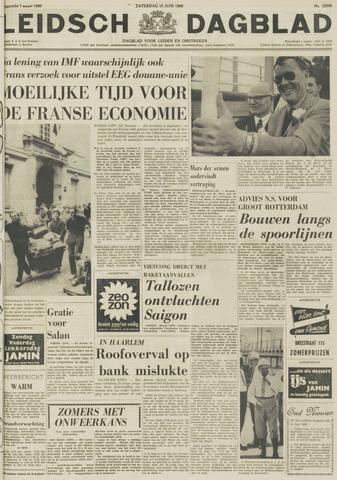 Leidsch Dagblad 1968-06-15
