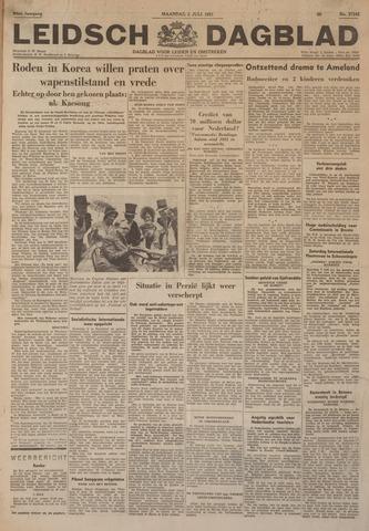 Leidsch Dagblad 1951-07-02