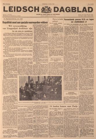 Leidsch Dagblad 1947-07-11
