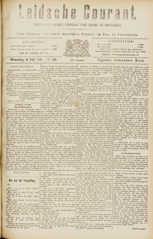 Leydse Courant 1889-07-10