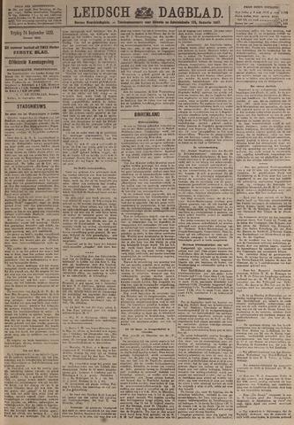 Leidsch Dagblad 1920-09-24