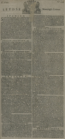 Leydse Courant 1744-10-26