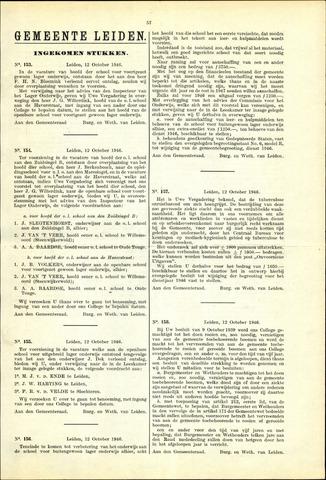 Handelingen van de Raad 1946-10-12