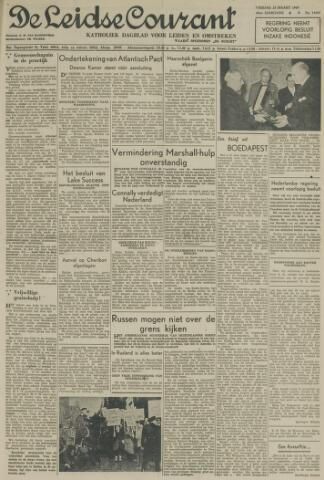 Leidse Courant 1949-03-25