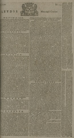 Leydse Courant 1740-10-31