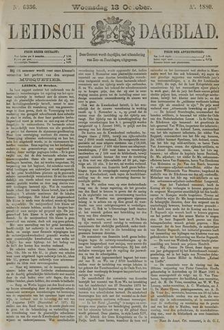 Leidsch Dagblad 1880-10-13