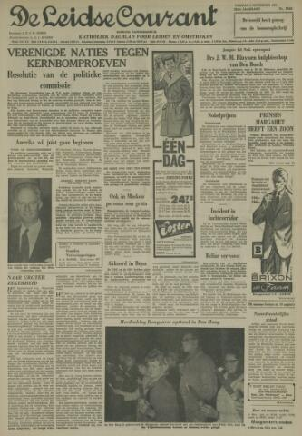 Leidse Courant 1961-11-03