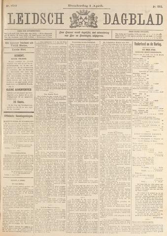Leidsch Dagblad 1915-04-01