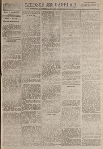 Leidsch Dagblad 1919-12-15