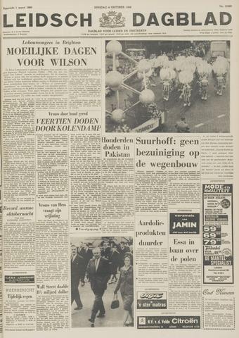 Leidsch Dagblad 1966-10-04