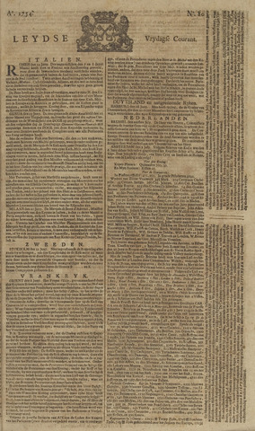 Leydse Courant 1754-07-05