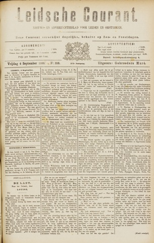 Leydse Courant 1889-09-06