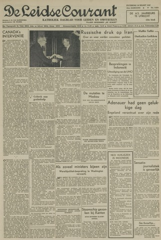 Leidse Courant 1949-03-26