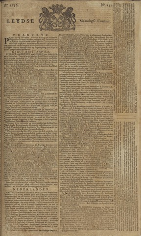 Leydse Courant 1756-12-20