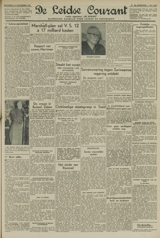 Leidse Courant 1947-11-10