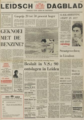 Leidsch Dagblad 1974-09-27
