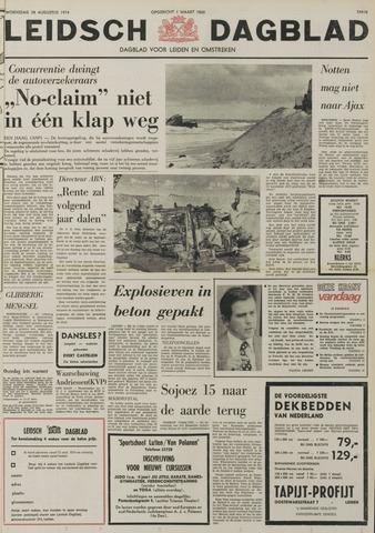 Leidsch Dagblad 1974-08-28