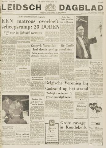 Leidsch Dagblad 1962-12-17