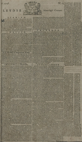 Leydse Courant 1748-02-26
