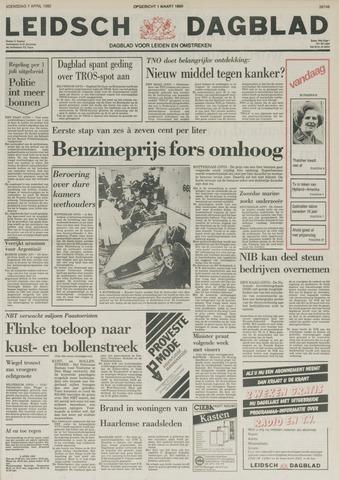 Leidsch Dagblad 1982-04-07