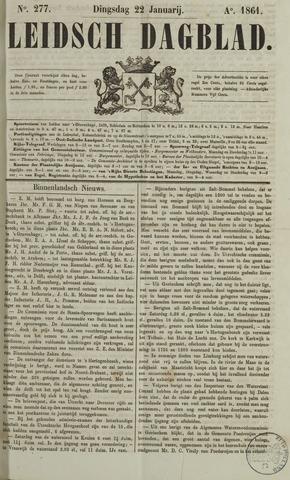 Leidsch Dagblad 1861-01-22