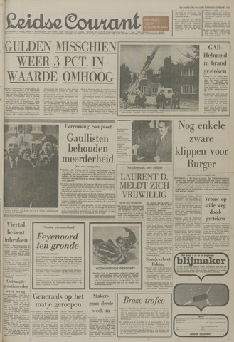 Leidse Courant 1973-03-12