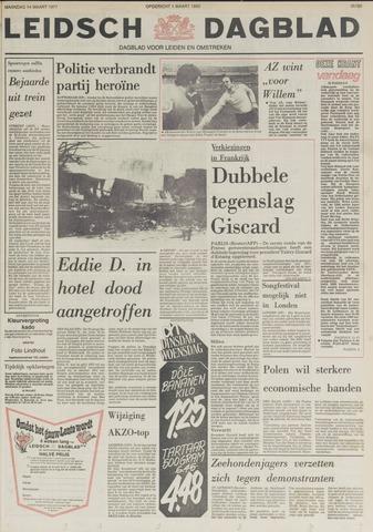 Leidsch Dagblad 1977-03-14