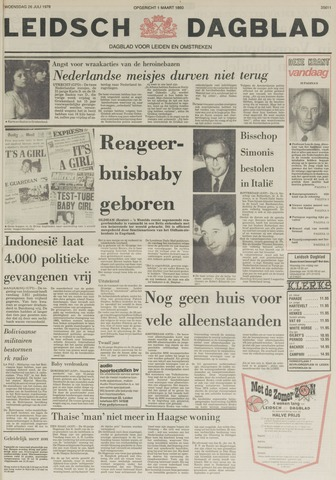 Leidsch Dagblad 1978-07-26