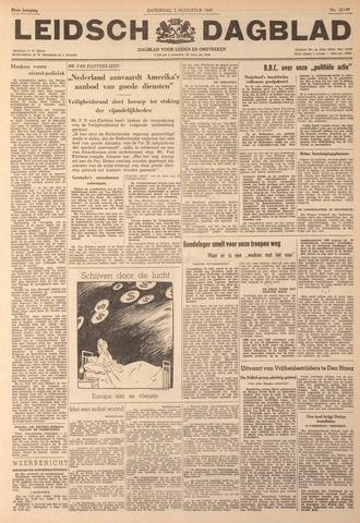 Leidsch Dagblad 1947-08-02