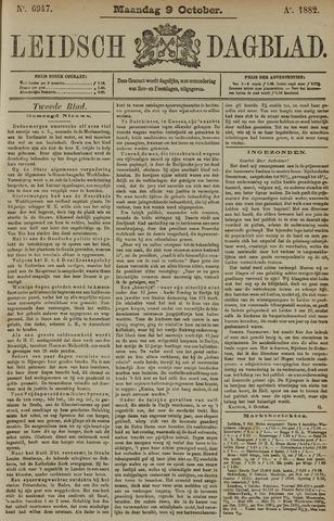 Leidsch Dagblad 1882-10-09