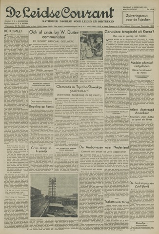 Leidse Courant 1951-02-27