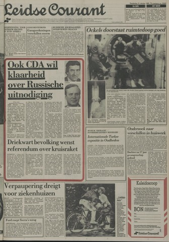 Leidse Courant 1985-10-31