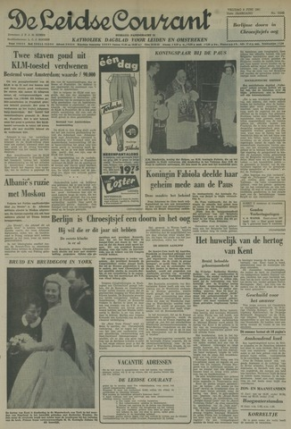 Leidse Courant 1961-06-09