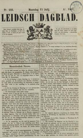 Leidsch Dagblad 1861-07-15