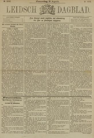 Leidsch Dagblad 1890-04-05