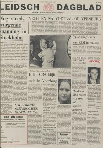 Leidsch Dagblad 1973-08-28