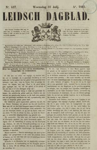 Leidsch Dagblad 1861-07-31