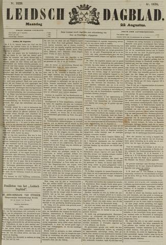Leidsch Dagblad 1870-08-22