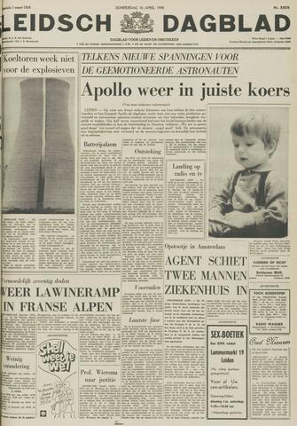 Leidsch Dagblad 1970-04-16