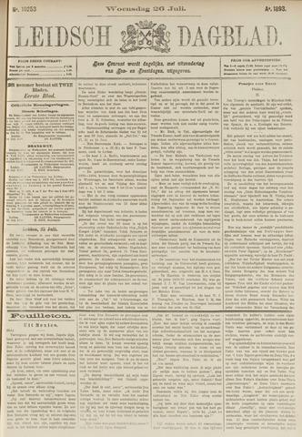 Leidsch Dagblad 1893-07-26