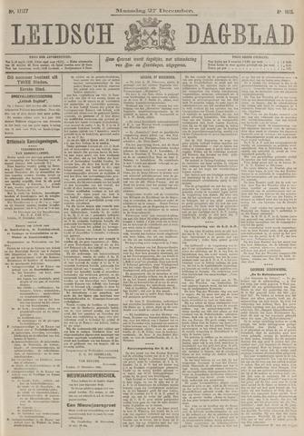Leidsch Dagblad 1915-12-27