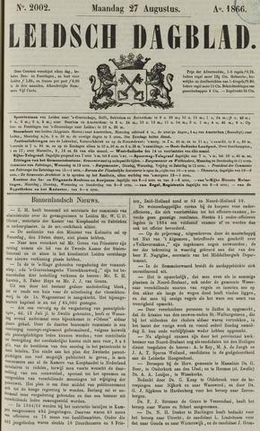 Leidsch Dagblad 1866-08-27