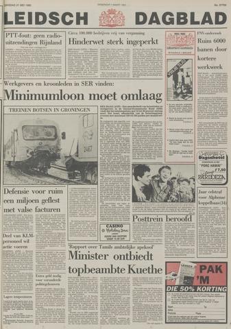 Leidsch Dagblad 1985-05-21