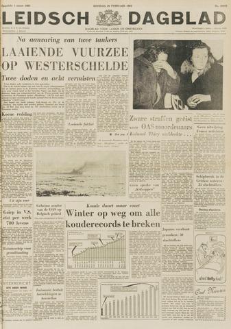 Leidsch Dagblad 1963-02-26