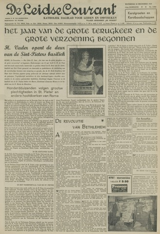 Leidse Courant 1949-12-24