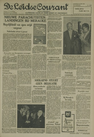 Leidse Courant 1962-06-25